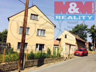 Prodej, rodinný dům, pozemky 12 286 m2, Mšené lázně-Ředhošť