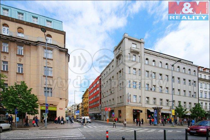 Pronájem, kanceláře, 20 m2, Praha 1 - Nové Město