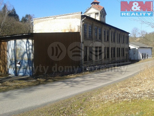 Prodej, výrobní objekt, 2978 m2, Krásná Lípa - Kyjov