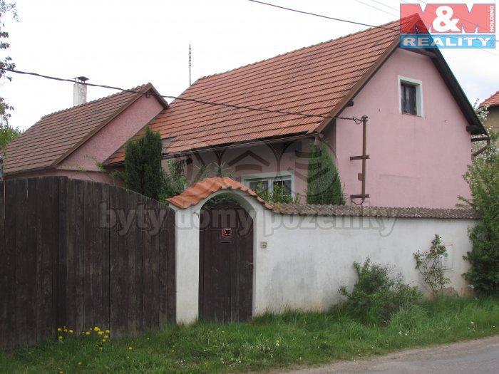 Prodej, rodinný dům 2+1, 70 m2, Nesuchyně