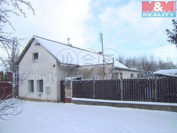 Prodej, rodinný dům, 3+1, 500 m2, Kounice