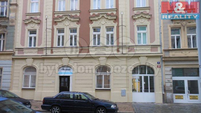 Pronájem, kancelářské prostory, 79 m2, Praha 2-Nusle