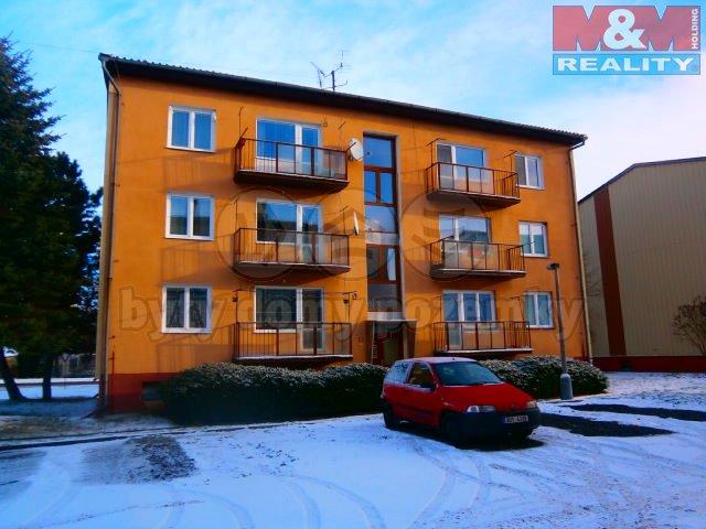 Prodej, byt 3+1, 74 m2, Dobroměřice