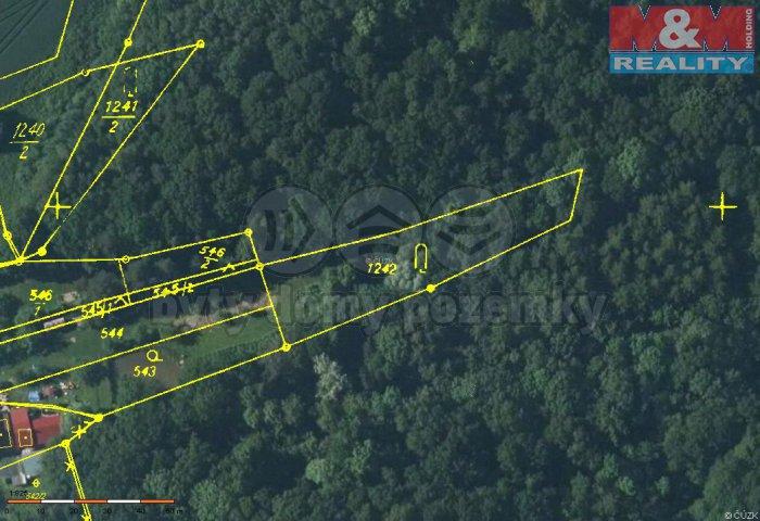 Prodej, pozemek, 2626 m2, Sedlnice