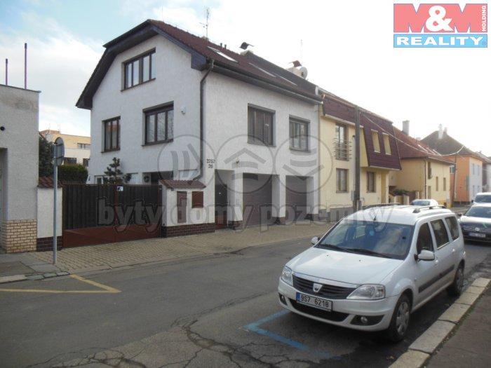 Pronájem, rodinný dům 5+kk, 180 m2, Praha 3 - Žižkov