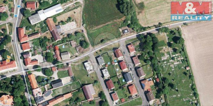 Prodej, stavební parcela, 1334 m2, Liběšice, okr.Louny