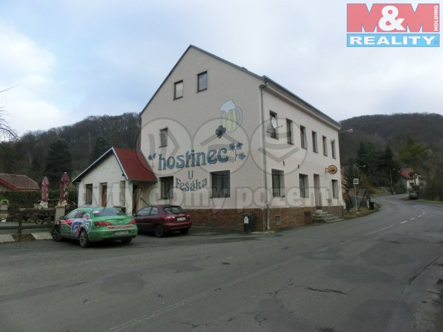 Prodej, obchodní objekt, Malé Březno