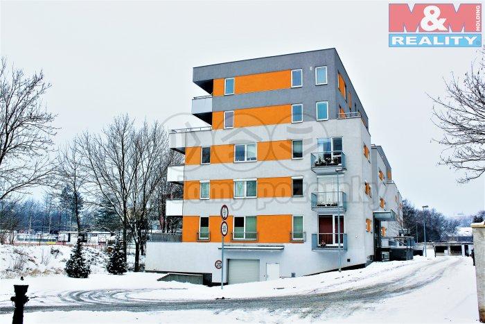 Pronájem, byt 1+kk, 40 m2, Praha 10 - Malešice