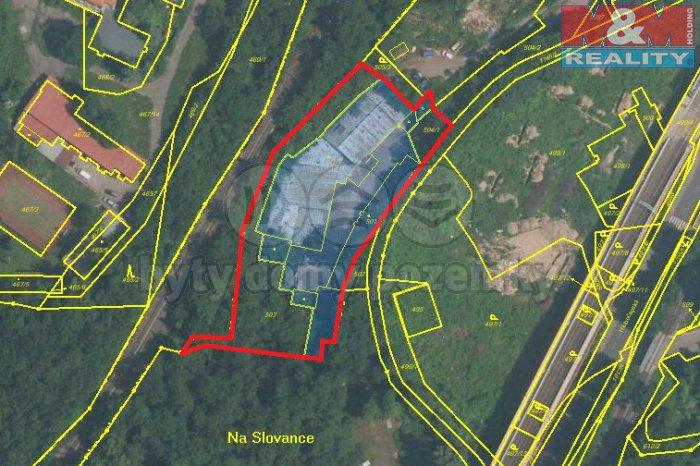 Prodej, stavební pozemek, 4753 m2, Praha 5 - Hlubočepy
