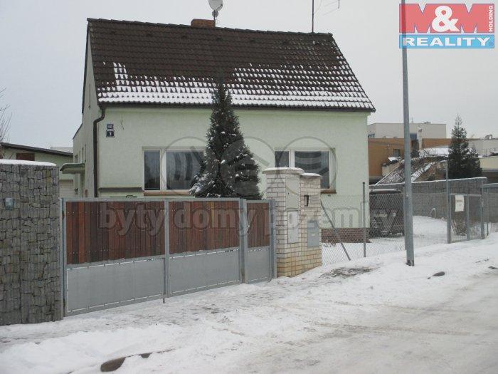 Prodej, rodinný dům 4+1, 255 m2Praha 9, ul. V lukách