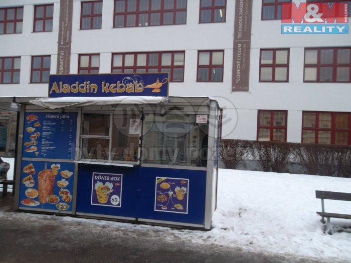 Prodej, obchodní prostor, Hradec Králové, ul. Pospíšilova