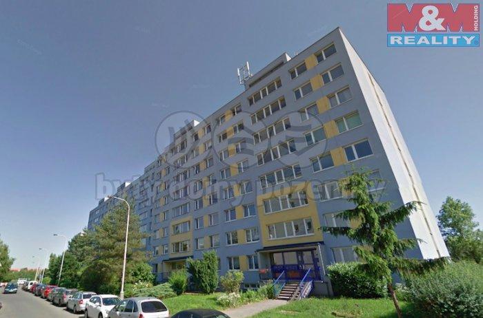 Prodej, byt 2+kk, 48 m2, OV, Praha 4 - Háje, ul. Stříbrského