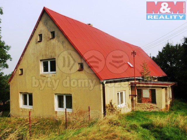 Prodej, rodinný dům 3+1, Rybniště