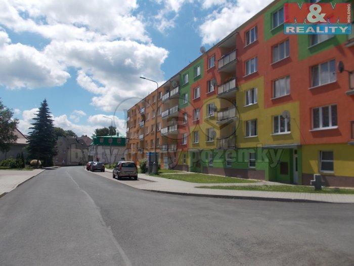 Prodej, byt 2+1, 61 m2, OV, Hranice, ul. U Pošty