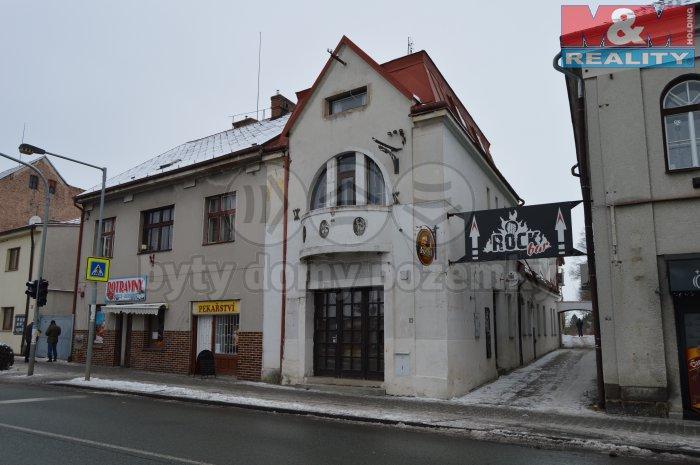 Prodej, komerční objekt, Chlumec nad Cidlinou