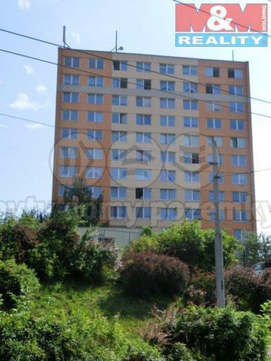 Pronájem, byt 1+1, 36 m2, Ústí nad Labem - Krásné Březno