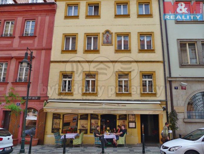 Pronájem, restaurace 150 m2, Praha 1