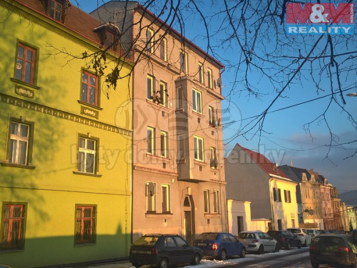 Prodej, byt 1+1, 40 m2, OV, Ústí nad Labem, ul. E. Destinové