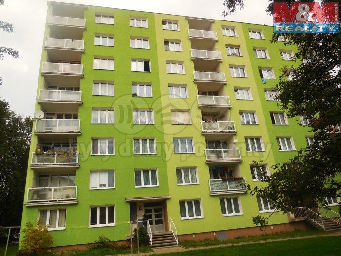 Prodej, byt 2+1, 59 m2, Mariánské Lázně