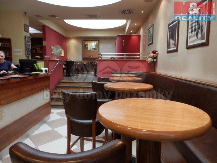 Pronájem, kavárna, 102 m2, Praha 1