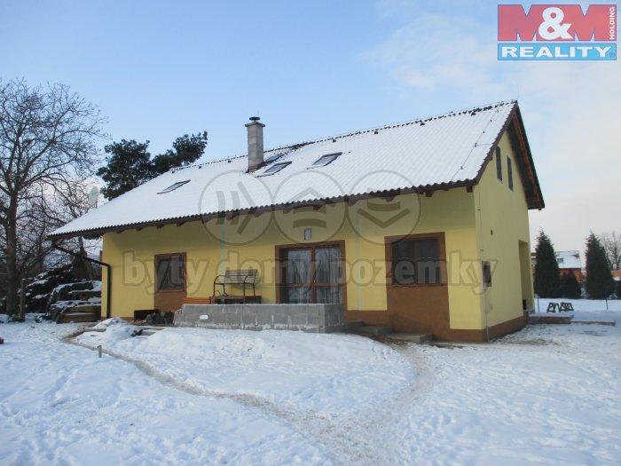 Prodej, rodinný dům 5+kk, 215 m2, Mělník, ul. Loděnická