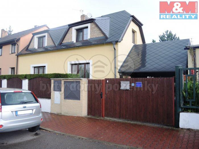 Prodej, rodinný dům, 140m2, Praha - Dolní Měcholupy