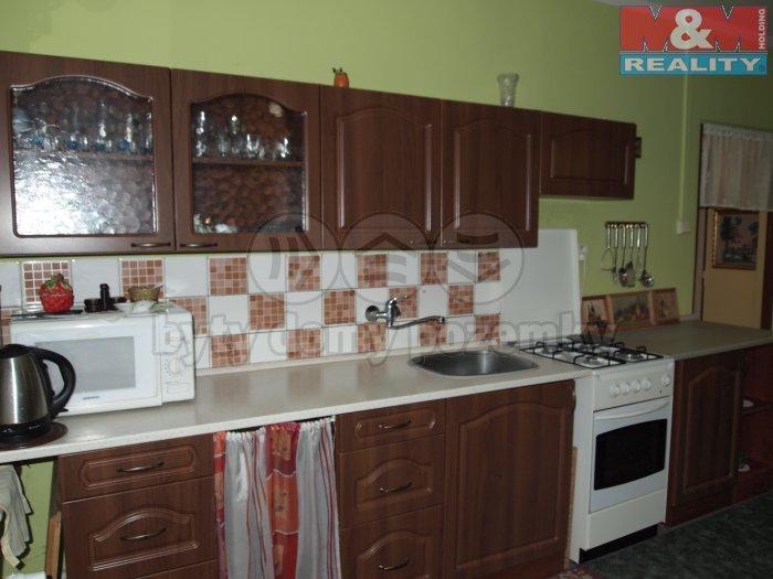 Prodej, byt 3+1, 95 m2, OV, Libočany
