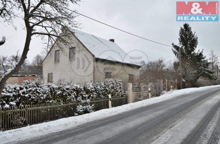 Prodej, rodinný dům, Habrovany - Ústí nad Labem