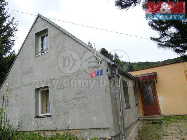 Prodej, rodinný dům 2+1, 672 m2, Trmice