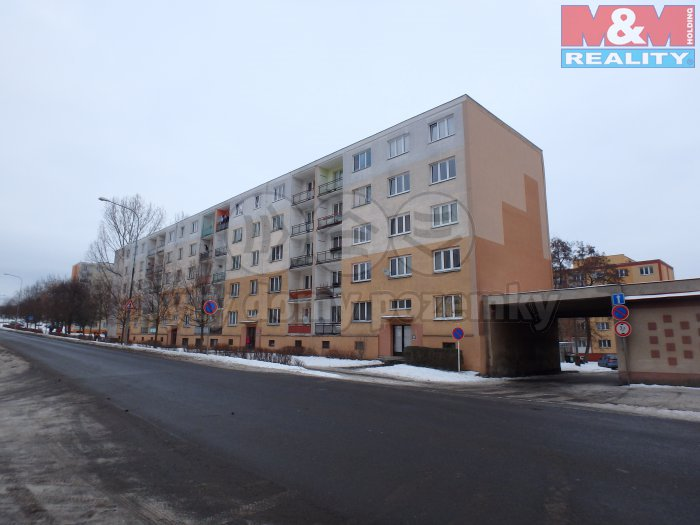 Prodej, byt 2+1, 52 m2, OV, Kadaň, ul. Chomutovská