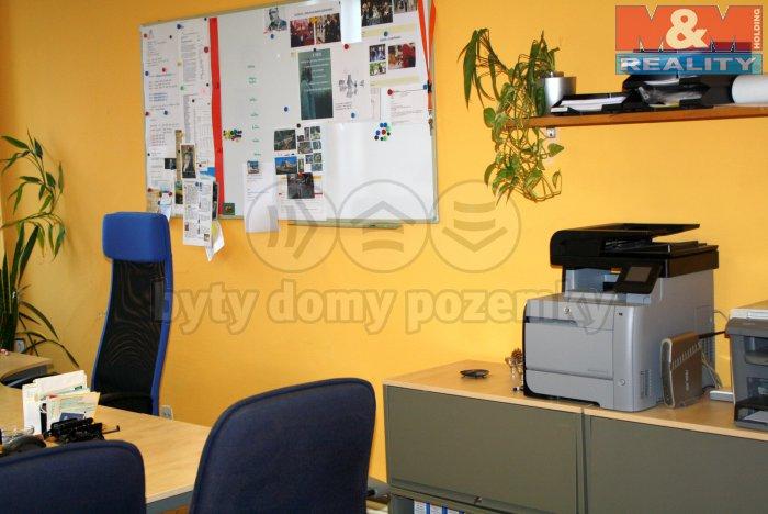 Pronájem, kancelářské prostory, 35 m2, Praha 1 - Staré Město