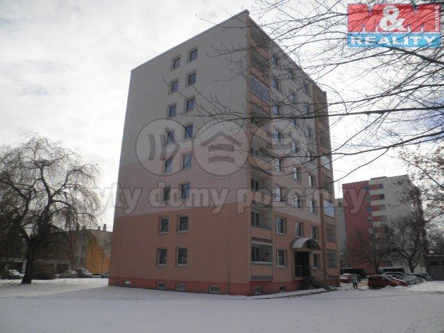Prodej, byt 2+kk, 45 m2, Litoměřice, ul. Stránského