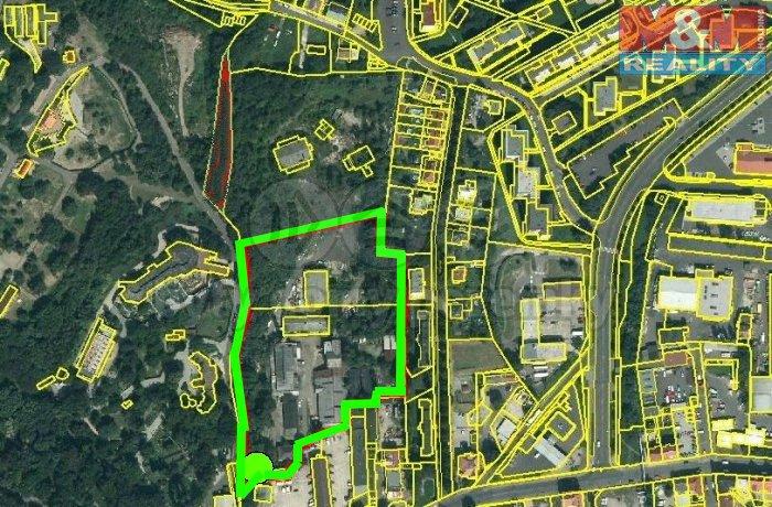 Prodej, stavební pozemek 21631 m2, Krásné Březno