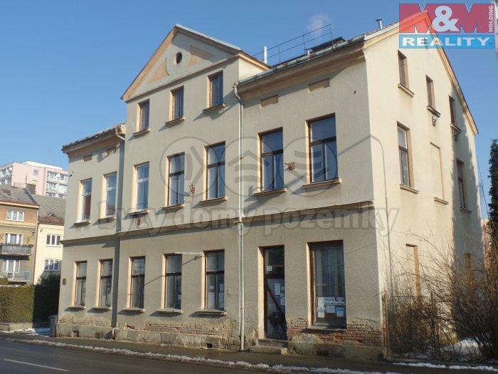 Pronájem, byt 1+1, 55 m2, Děčín III - Staré Město