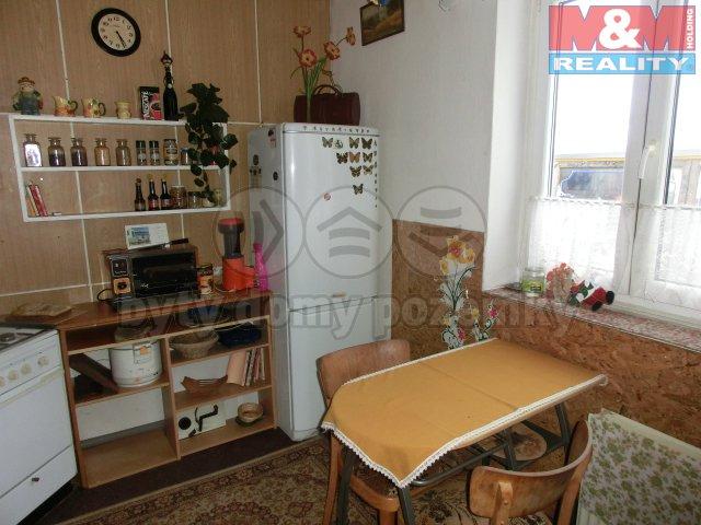 Prodej, rodinný dům, 81 m2, Chomutov, ul. Kochova