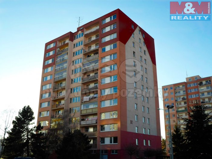 Prodej, byt 2+kk, 49 m2, Praha 4 - Kamýk
