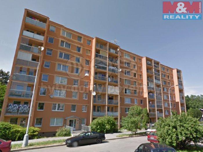 Prodej, byt 1+1, 32 m2, Praha 4 - Modřany