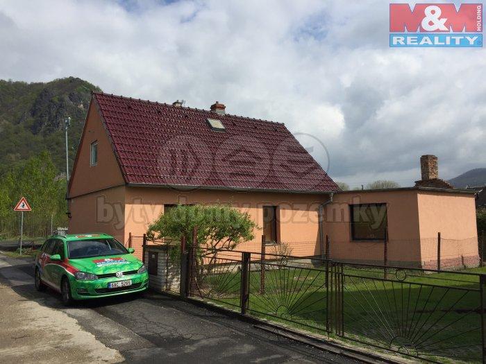 Prodej, rodinný dům 4+1, 191 m2, Velké Březno, Valtířov