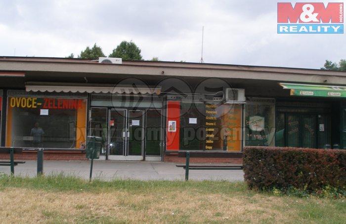 Pronájem, obchod a skladový prostor, Praha 8