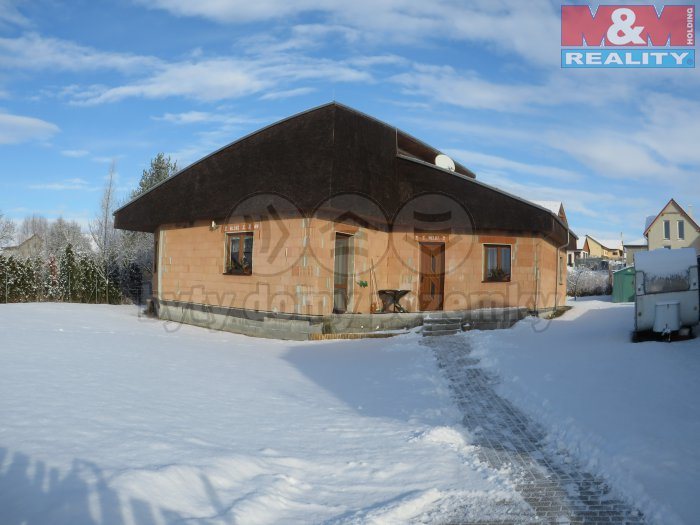 Prodej, rodinný dům, OV, 1243 m2, Hrušovany