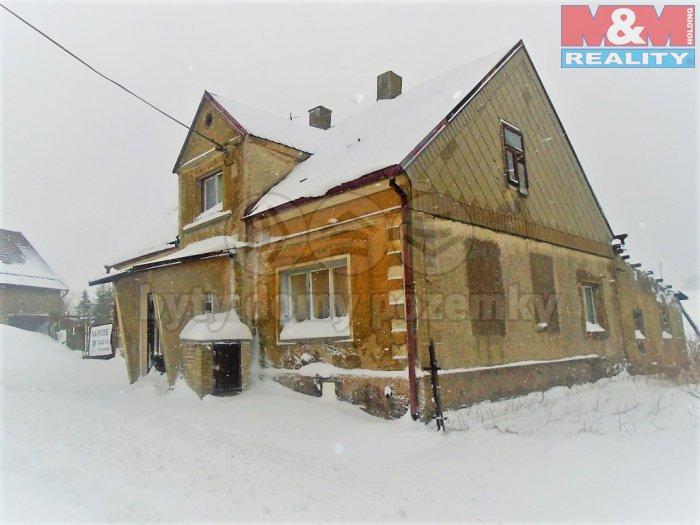 Prodej, rodinný dům, 120 m2, Nová Ves v Horách