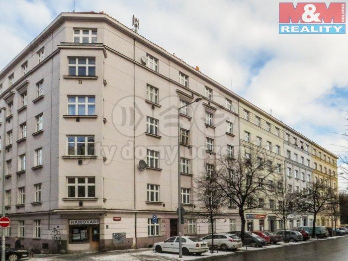 Pronájem, kanceláře, 94 m2, Praha 3 - Žižkov