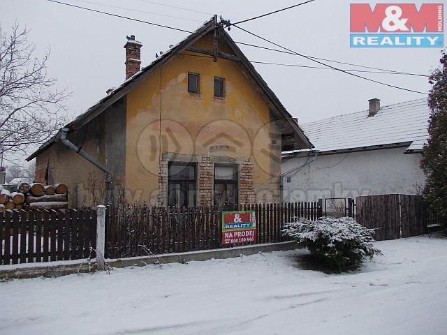 Prodej, rodinný dům, Jíkev