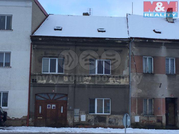 Prodej, rodinný dům, 5+1, 414 m2, Chabařovice