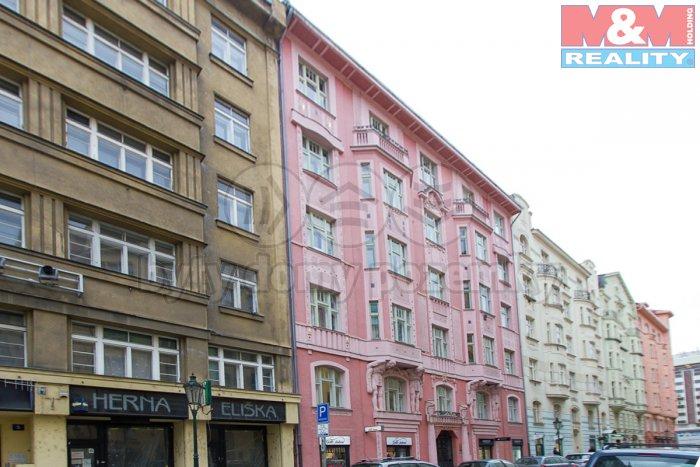 Pronájem, kancelářské prostory, 115 m2, Praha 1 - Josefov