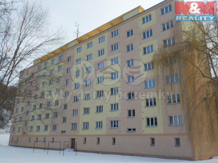 Prodej, byt 2+1, 53 m2, DV, Chomutov, ul. Václavská