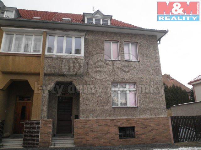 Prodej, rodinný dům 4+1, 272 m2, Litoměřice, ul.Mánesova