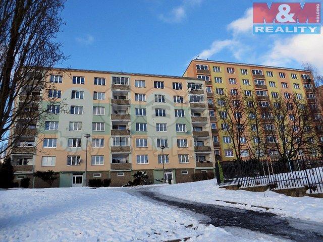 Prodej, byt 1+1, DV, Chomutov, ul. Zahradní