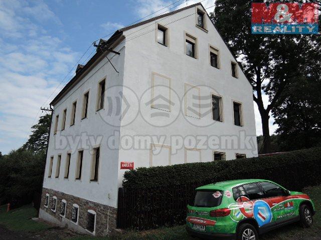 Prodej, rodinný dům 10+2, 5366 m2, Vejprty, ul. Vrchlického