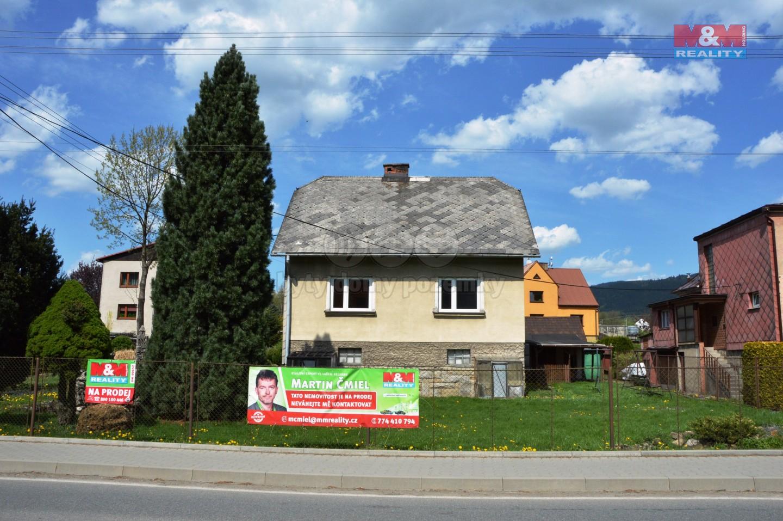 Prodej, rodinný dům 4+1, Písek u Jablunkova